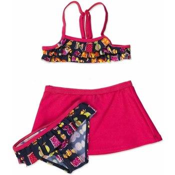 textil Flickor Bikini Losan 816-4011AD Rosa