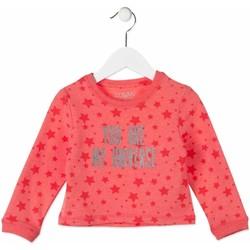 textil Barn Sweatshirts Losan 816-6023AD Rosa