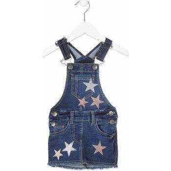textil Barn Uniform Losan 816-7017AD Blå
