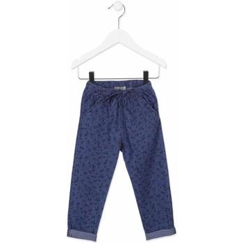 textil Barn Chinos / Carrot jeans Losan 816-9010AD Blå
