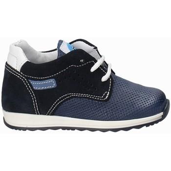 Skor Barn Boots Melania ME1041B8E.B Blå