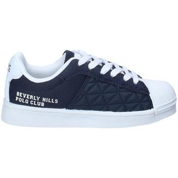 Skor Pojkar Sneakers Beverly Hills Polo Club BH-2023 Blå