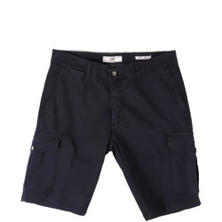 textil Herr Shorts / Bermudas Sei3sei PZV130 8157 Blå