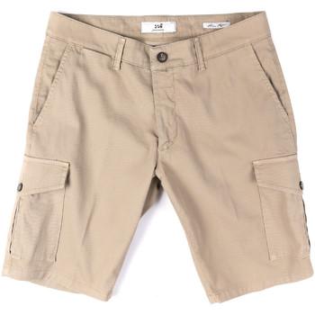textil Herr Shorts / Bermudas Sei3sei PZV130 8157 Beige