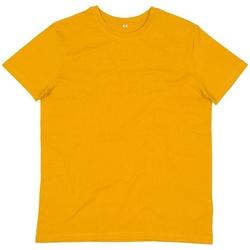 textil Herr T-shirts Mantis M01 Senap