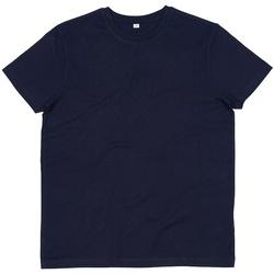 textil Herr T-shirts Mantis M01 Marinblått