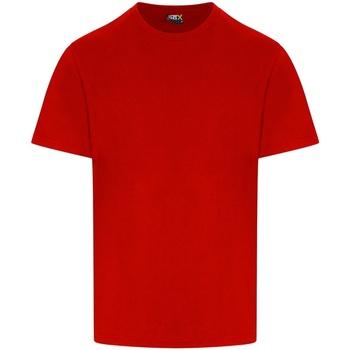 textil Herr T-shirts Pro Rtx RX151 Röd