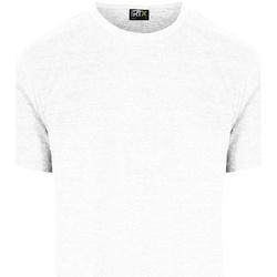 textil Herr T-shirts Pro Rtx RX151 Vit