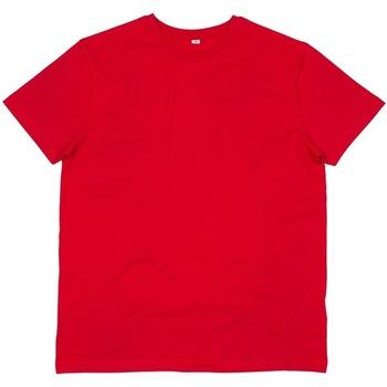 textil Herr T-shirts Mantis M01 Röd