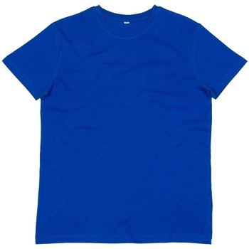 textil Herr T-shirts Mantis M01 Kunglig blå