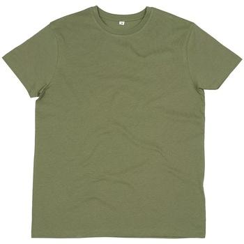 textil Herr T-shirts Mantis M01 Mjuk oliv