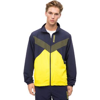 textil Herr Sweatjackets Calvin Klein Jeans 00GMF8O518 Blå