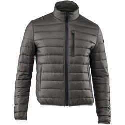 textil Herr Täckjackor Lumberjack CM37822 003 402 Grön