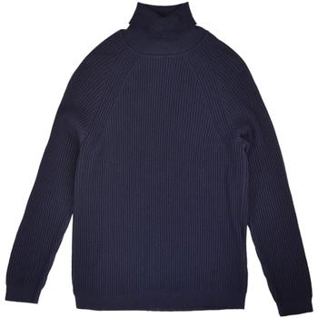 textil Herr Tröjor Antony Morato MMSW00864 YA100029 Blå