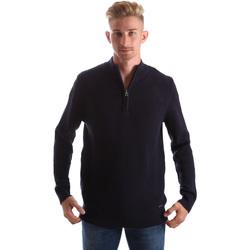 textil Herr Tröjor Gas 561974 Blå
