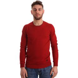 textil Herr Tröjor Gaudi 821BU53003 Röd