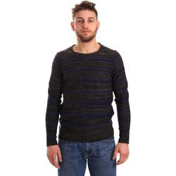 textil Herr Tröjor Gaudi 821BU53012 Grå