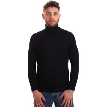 textil Herr Tröjor Gaudi 821BU53034 Blå