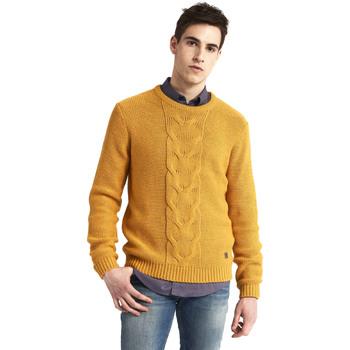 textil Herr Tröjor Gaudi 821BU53042 Gul