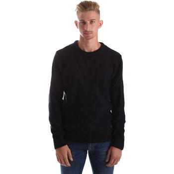 textil Herr Tröjor Gaudi 821BU53042 Blå