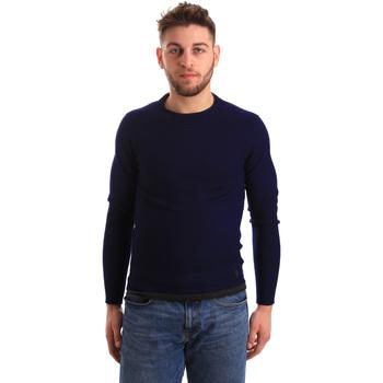 textil Herr Tröjor Gaudi 821BU53043 Blå