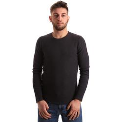 textil Herr Tröjor Gaudi 821FU53016 Grå