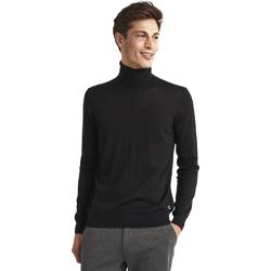textil Herr Tröjor Gaudi 821FU53083 Svart