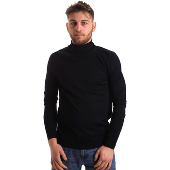 textil Herr Tröjor Gaudi 821FU53083 Blå
