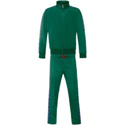 textil Herr Sportoverall Invicta 4435103/U Grön
