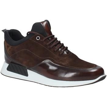 Skor Herr Sneakers Exton 162 Brun