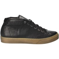 Skor Herr Sneakers Exton 481 Svart