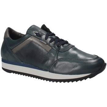 Skor Herr Sneakers Exton 558 Blå