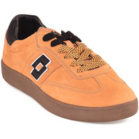 Skor Herr Sneakers Lotto T7369 Orange