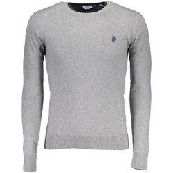 textil Herr Tröjor U.S Polo Assn. 50520 48847 Grå