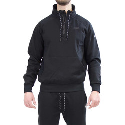 textil Herr Sweatshirts Key Up 2VG58 0001 Svart