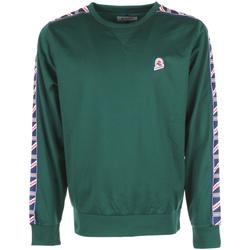 textil Herr Sweatshirts Invicta 4454183UP Grön