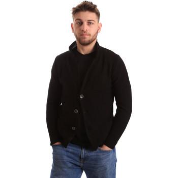 textil Herr Koftor / Cardigans / Västar Bradano 165 Svart