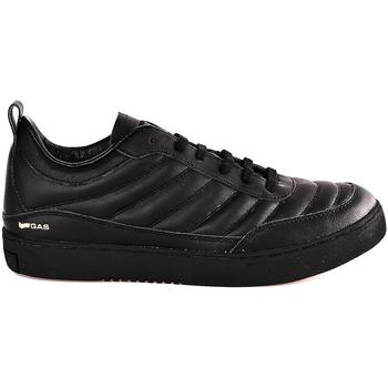 Skor Herr Sneakers Gas GAM824040 Svart