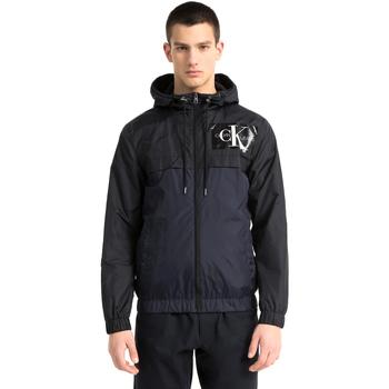 textil Herr Vindjackor Calvin Klein Jeans J30J307781 Blå