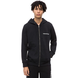 textil Herr Sweatshirts Calvin Klein Jeans J30J309526 Svart
