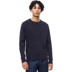 textil Herr Tröjor Calvin Klein Jeans J30J309553 Blå