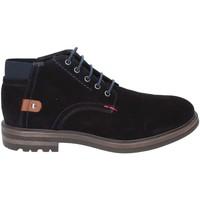 Skor Herr Boots Rogers 1920 Blå