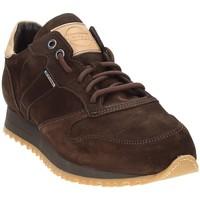 Skor Herr Sneakers Exton 777 Brun