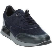 Skor Herr Sneakers Exton 161 Blå