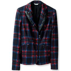 textil Dam Jackor & Kavajer Liu Jo F68005J5579 Blå