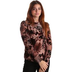 textil Dam Blusar Gaudi 821FD45007 Rosa