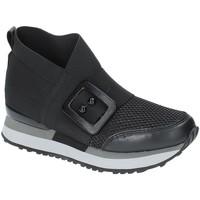 Skor Dam Höga sneakers Apepazza RSD19 Svart