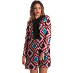 textil Dam Korta klänningar Denny Rose 821DD10026 Svart