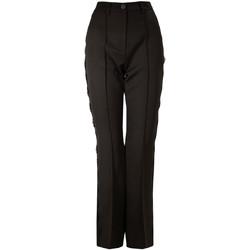 textil Dam Chinos / Carrot jeans Denny Rose 821DD20001 Svart