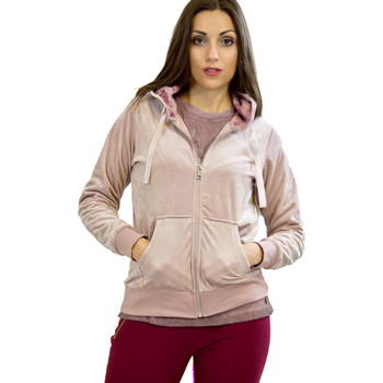 textil Dam Sweatshirts Key Up 5CS57 0001 Rosa